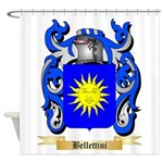 Bellettini Shower Curtain