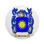 Bellettini Ornament (Round)
