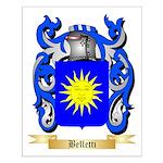 Belletti Small Poster