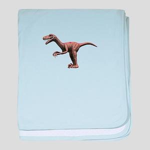Raptor baby blanket