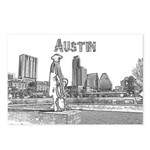 Austin Postcards (Package of 8)