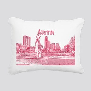 Austin Rectangular Canvas Pillow