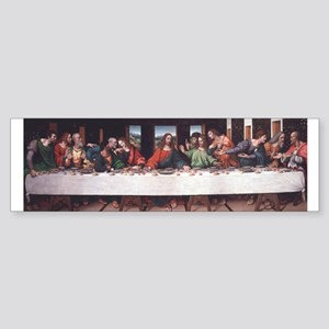 The Lords Last Supper Bumper Sticker