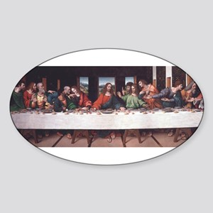 The Lords Last Supper Sticker