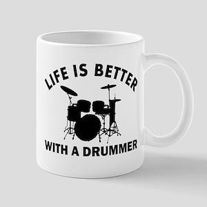 Drummer designs Mug