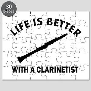 Flutist designs Puzzle