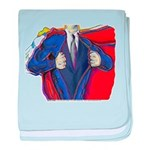 Super Man, Dad baby blanket
