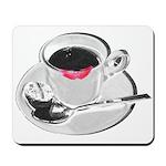 Coffee Lipstick Mousepad