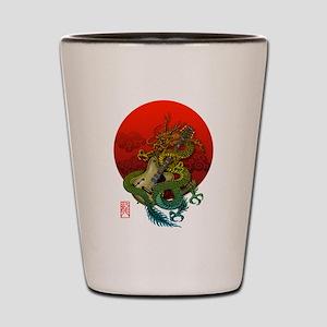Dragon original sun 1 Shot Glass