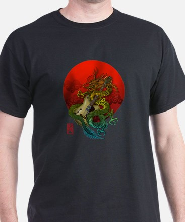Dragon original sun 1 T-Shirt