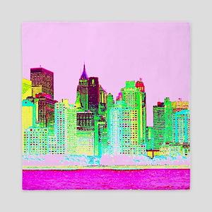 NEW YORK CITY Queen Duvet