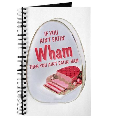Wham Ham Journal