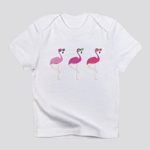 Cool Flamingos Infant T-Shirt