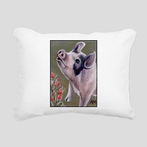 cafesingingpig Rectangular Canvas Pillow