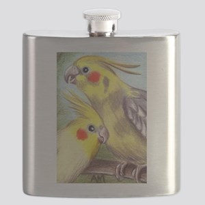 cockatiels21306 Flask