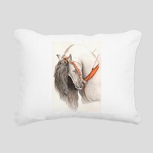 andalusianink Rectangular Canvas Pillow