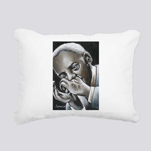 blues1 Rectangular Canvas Pillow