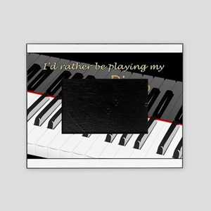 piano Picture Frame