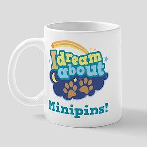 Cute Minipin Quote Mug