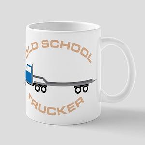 Old School Trucker Mug