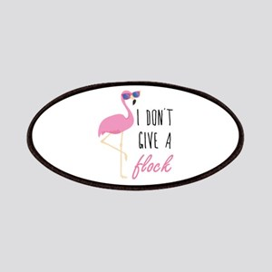 I Don't Give A Flock Patches