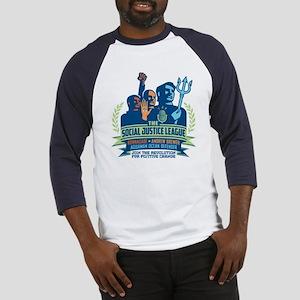SJL Men's Baseball Jersey
