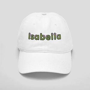 Isabella Spring Green Baseball Cap