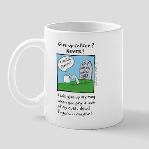 Never Mug
