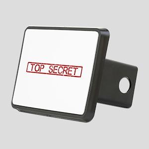 Top Secret Rectangular Hitch Cover