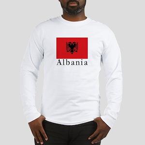 Albania Long Sleeve T-Shirt