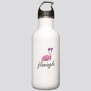 Let's Flamingle Stainless Water Bottle 1.0L