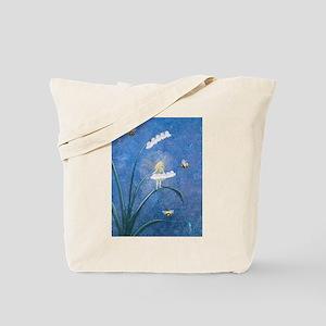 StephanieAM Bee Fairy Tote Bag