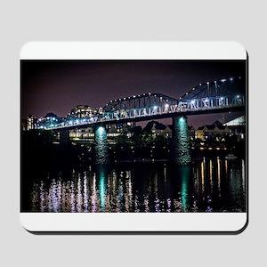 Walnut Street Bridge Mousepad
