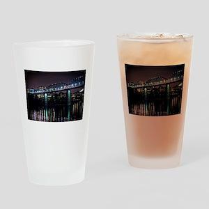 Walnut Street Bridge Drinking Glass