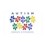 Autism Awareness Wall Decal