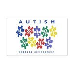 Autism Awareness Wall Decal