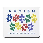 Autism Awareness Mousepad