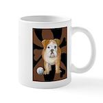 StephanieAM Bulldog Small Mug