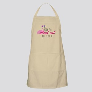 Born To Stand Out Apron