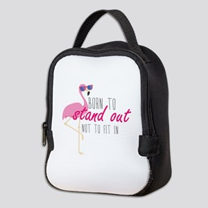 Born To Stand Out Neoprene Lunch Bag
