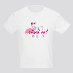 Born To Stand Out Kids Light T-Shirt