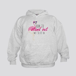 Born To Stand Out Kids Hoodie