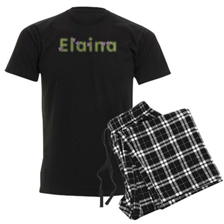 Elaina Spring Green Pajamas