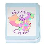 Suzhou China baby blanket