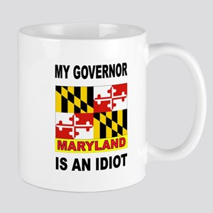 IDIOT GOVERNOR Mug