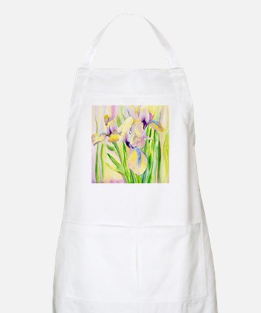 Miniature Gingerbread Iris Apron