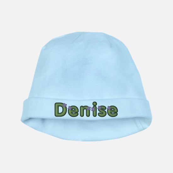 Denise Spring Green baby hat