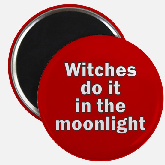 WITCHES... Magnet
