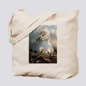 Little Cygnet Tote Bag