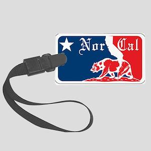 Major League Norcal logo Luggage Tag